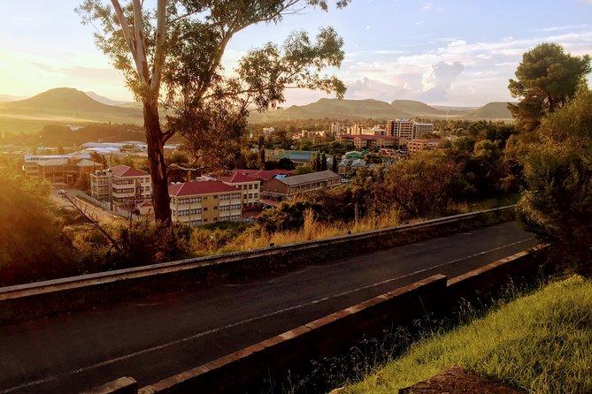 The Best Of Maseru Walking Tour