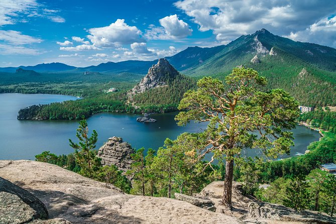 Romantic tour in Borovoe