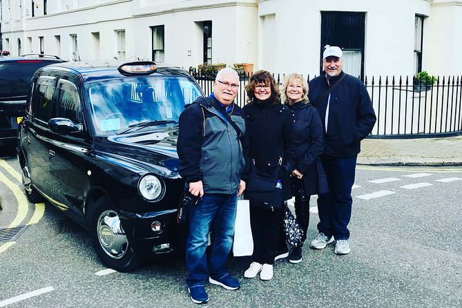 Private London Taxi Sightseeing Experience