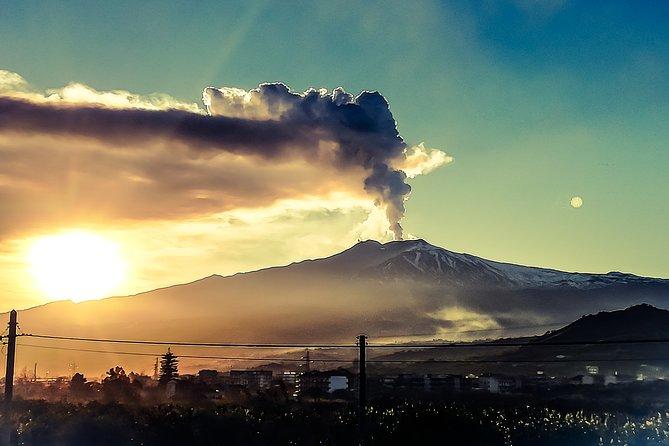 Etna excursion / half - or full day