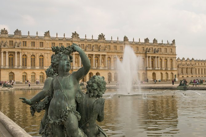The gardens of Versailles: come and get lost in the labyrinth of the Sun King