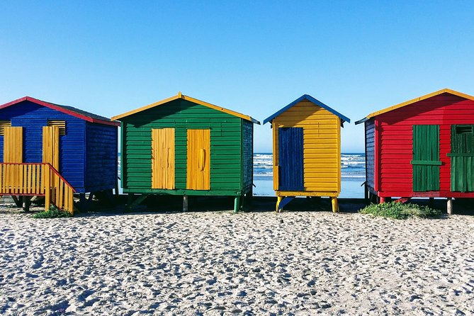 Tour to Cape Town Peninsula with Wine Tasting