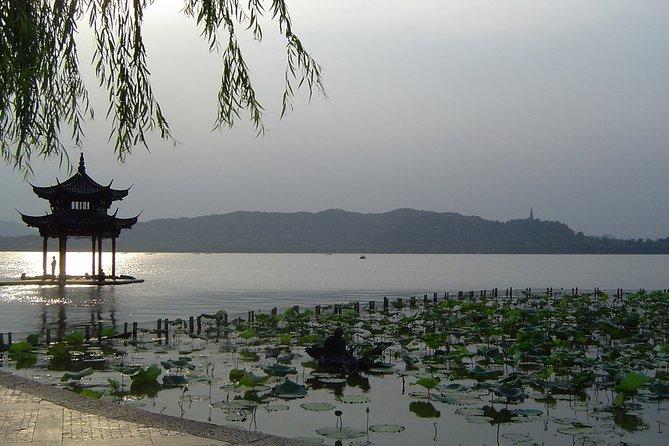 Private Hangzhou Highlight City Tour