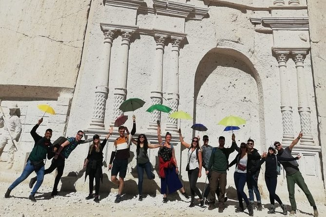 Half Day Tour of the Sillar Route in Arequipa