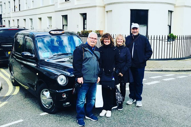 Full Day Private London Taxi Sightseeing Experience