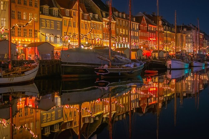 Magic Christmas tour in Copenhagen