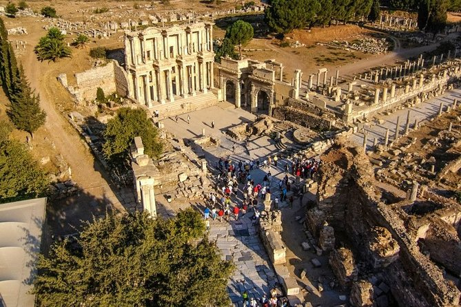 Virtual Ephesus tour (Times in EEST)