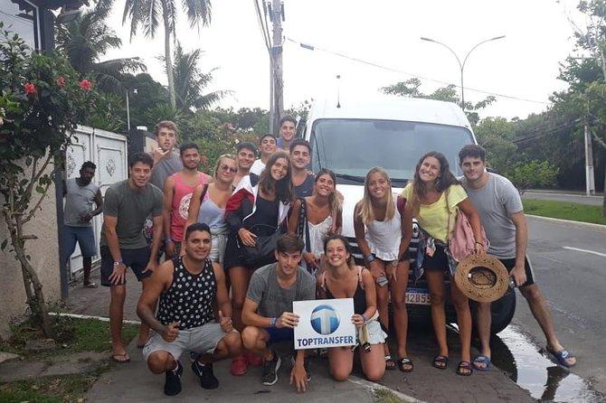 Airport Transfers x Angra dos Reis