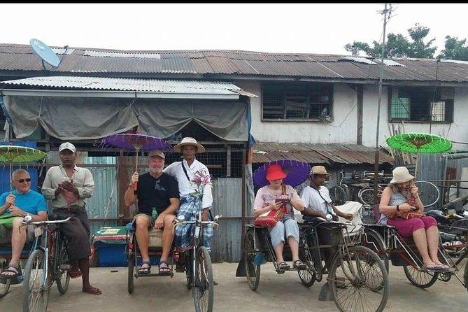 Explore Private Rural Village Adventure by Trishaw Ride