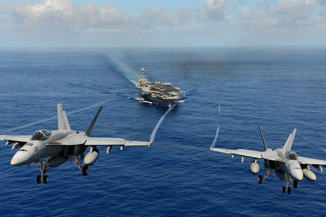 F-18 Supper Hornet Flight Simulation