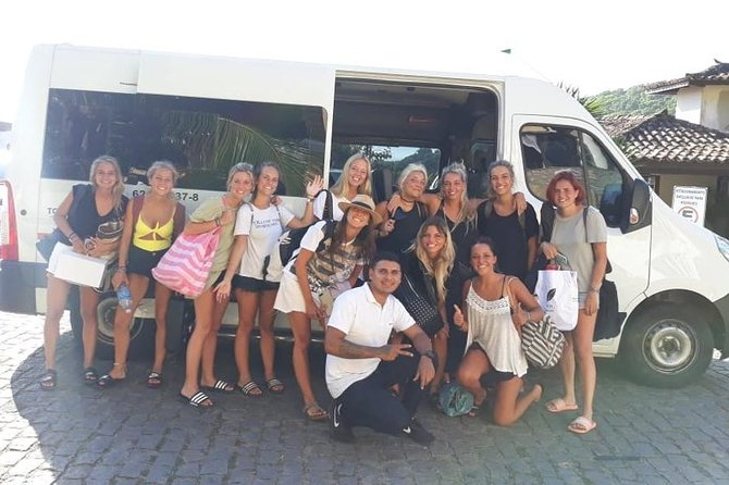 Private Transfer Rio de Janeiro x Buzios or Arraial do Cabo or Cabo Frio 15max