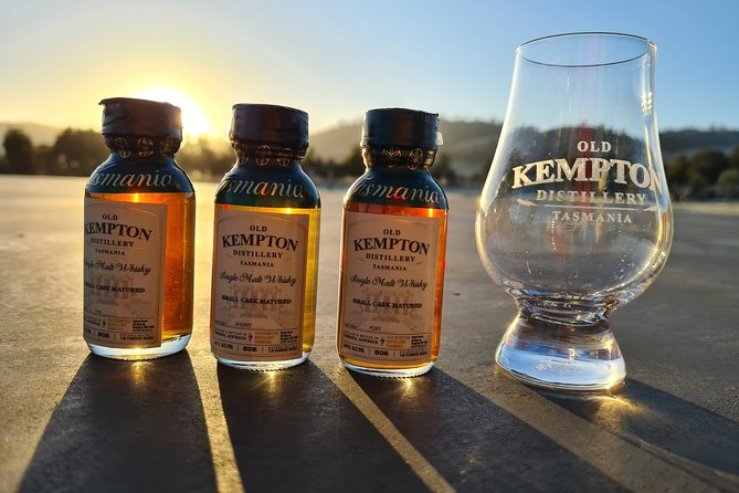 Distillery Tour and Guided Tasting
