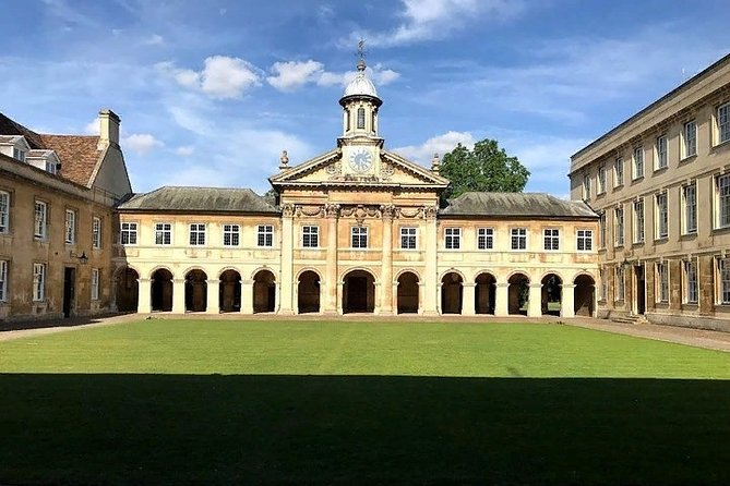 The Golden Triangle Tour | London-Oxford-Cambridge