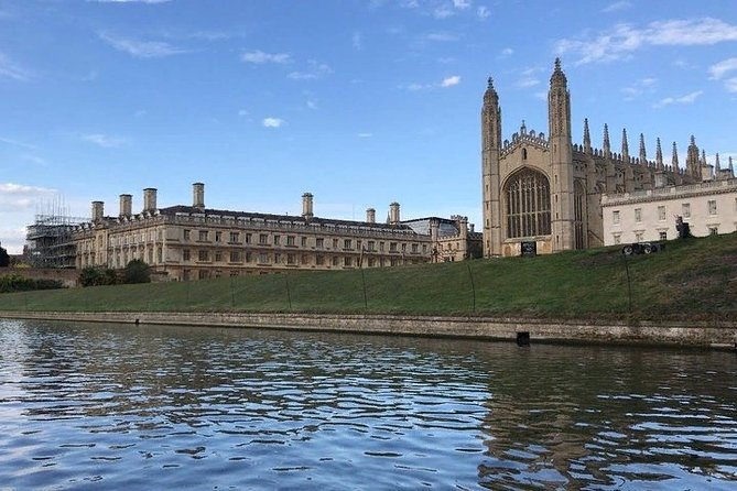 The Golden Triangle Tour | London-Oxford-Cambridge