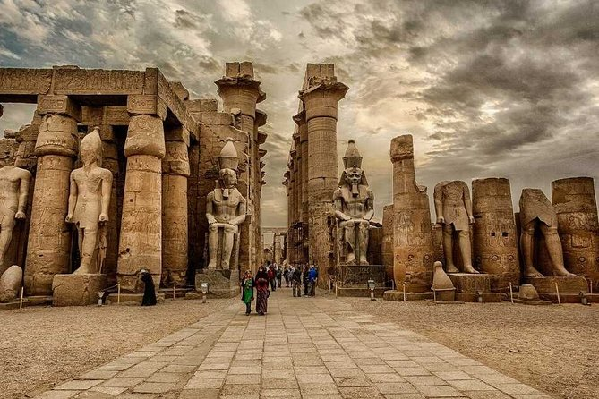 Day Tour Luxor Temple , Karnak Temple