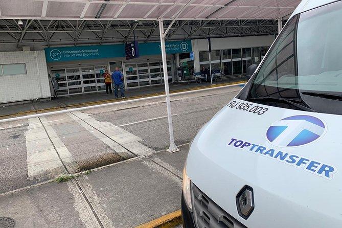 Airport Transfers x Paraty