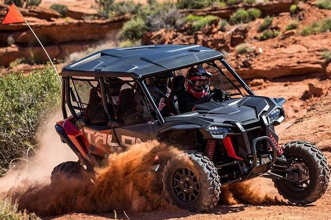 Off Road Driving Experience in Las Vegas