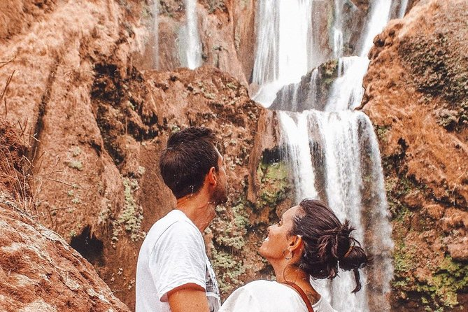 Private Day Tour to Ouzoud Waterfalls from Marrakech