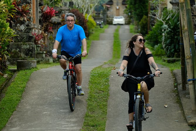 Rare Beauty of Bali Private Bike Tour