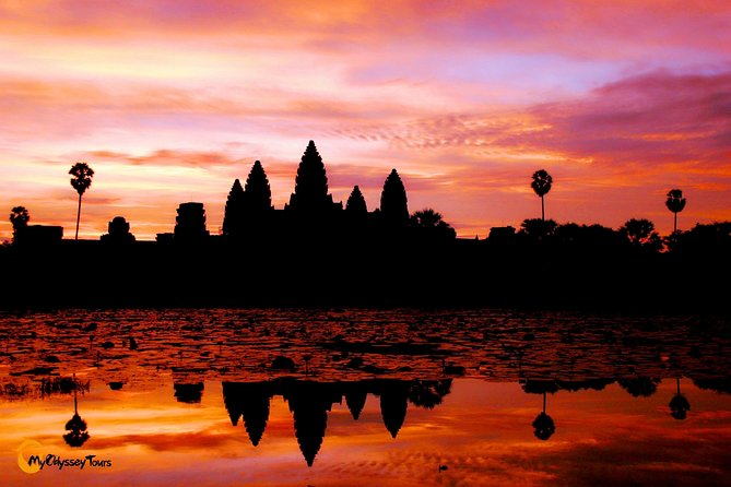 8-day highlights of Siem Reap Angkor Complex & Phnom Penh