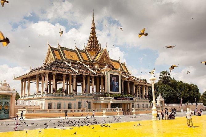 7-day Phnom Penh Siem Reap Angkor temples Floating village