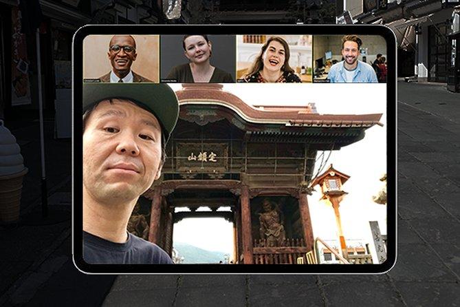 Live Online Walking Tour in Nagano City [ Virtual Nagano Tour ]