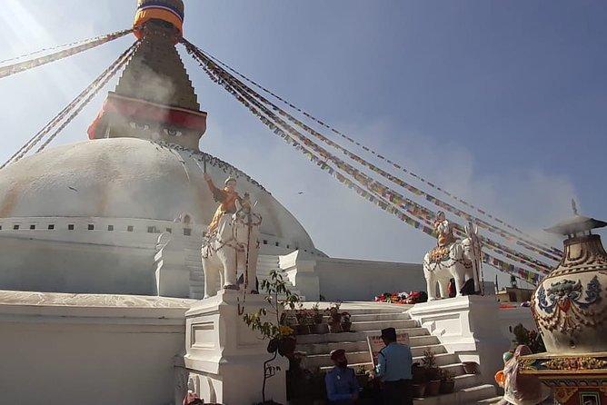 Kathmandu Bhaktapur Patan Tour with Guide