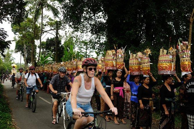 Rare Beauty of Bali Private Bike Tour