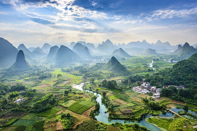 2-Day Private Guilin & Yangshuo tour from Guangzhou