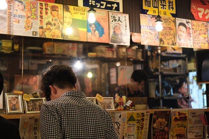 Virtual Tour Exploring Japanese Izakaya and Cocktails (30min)