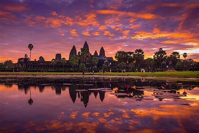 6-day Highlights of Siem Reap & Phnom Penh