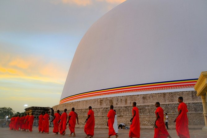 Sacred City of Anuradhapura - One Day Tour