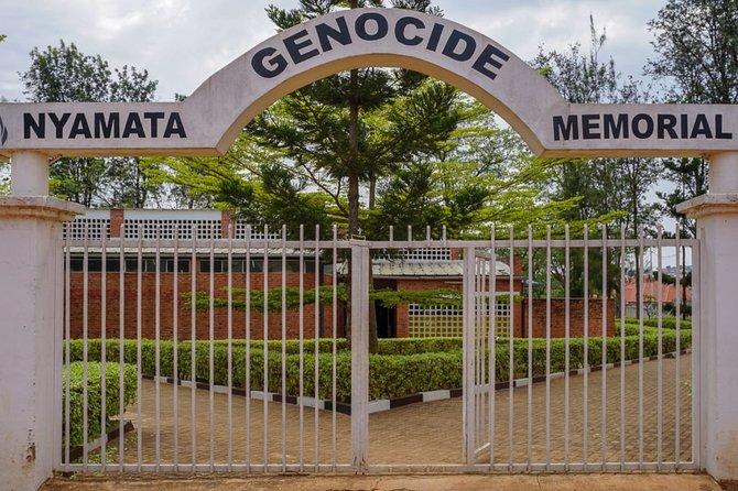 Private Day Tour to Ntarama and Nyamata Memorial from Kigali