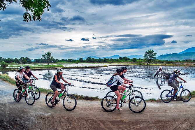 Bike Ride to Discover Old Bagan with Grasshopper Adventures-Morning Join in Tour