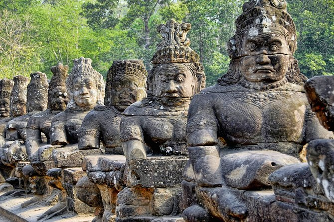 8 Days The Cambodian Escapes