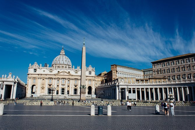 Vatican Museums, Sistine Chapel, St. Peter's Basilica and Papal Tombs - PVT Tour