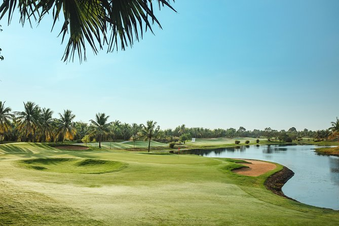 A Day Golfing in Siem Reap