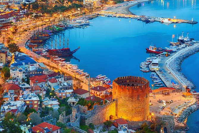 An amazing full day private tour in Alanya