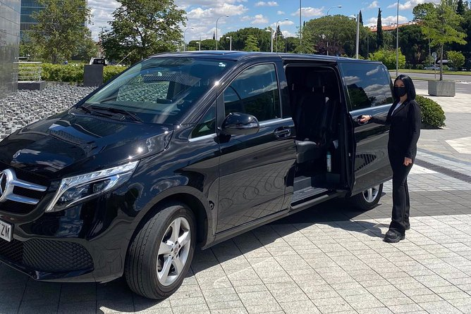 Private city tour of Vienna with driver and guide with hotel pick up