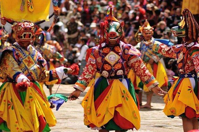 Enchanting Festivals of central Bhutan