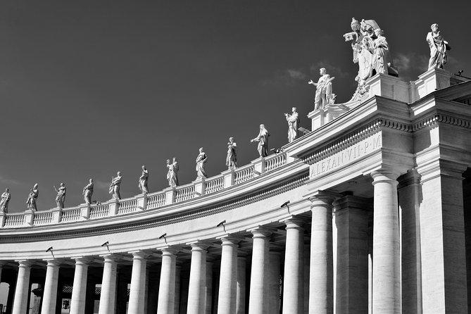 Vatican Museums, Papal Tombs & Vatican Necropolis - Private Tour