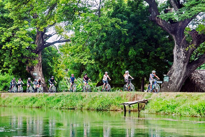 Biking into the Rural Countryside of Mandalay – Half Day Join in Tour
