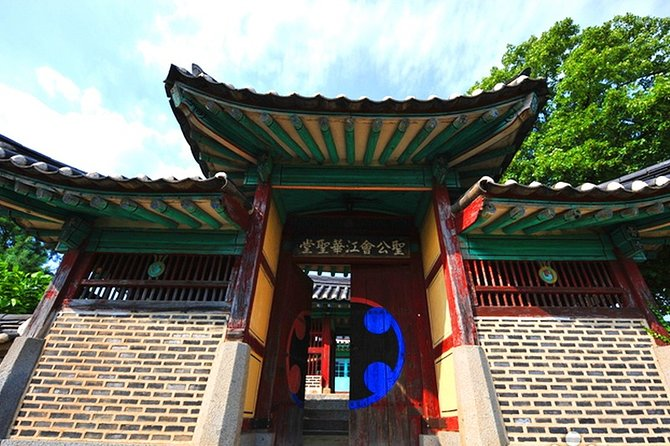 Ganghwado Island Private Tour with Jeondeungsa Temple and Joyang Bangjik Cafe