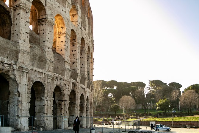 Skip-the-line Colosseum & Roman Forum w Gladiator Arena For Kids & Families