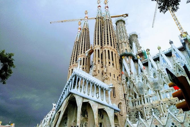 Private Walking Tour Sagrada Familia