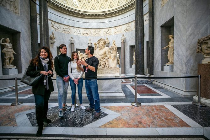Skip-the-Line Exclusive Vatican Sistine Chapel and St.Peter's Dome Tour