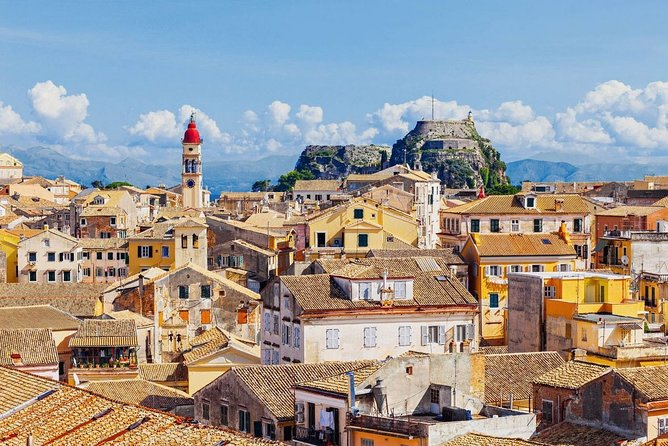 Corfu highlights full-day private tour