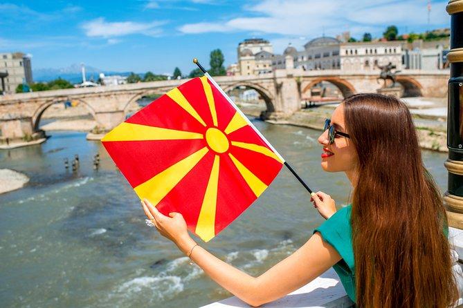 From Sofia: Day trip to Macedonia's capital city Skopje