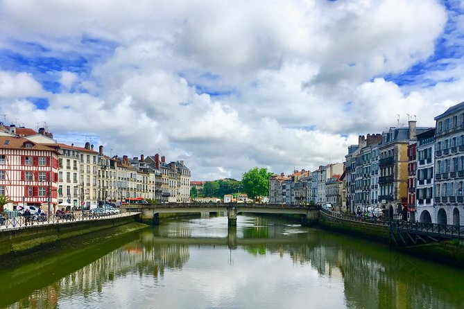 Guided tour of the rich and vibrant city of Bayonne