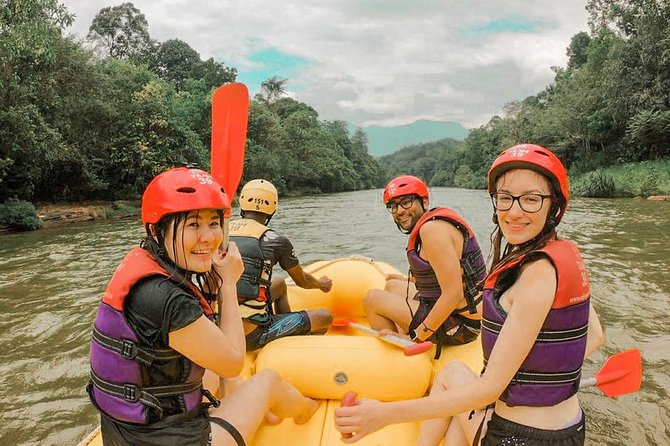 Adventure White Water Rafting in Kitulgala